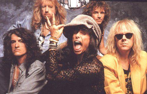 Fotos de Aerosmith: Musical Runway, Hair Bands, Aerosmith Bitches, Glam Rock