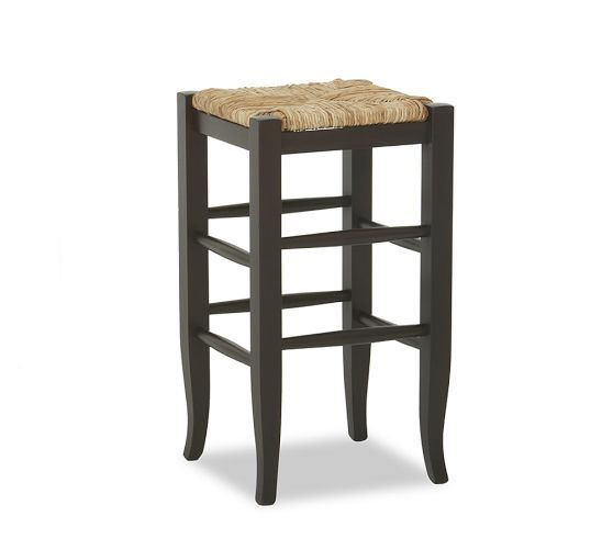 """Napoleon"" Backless Barstool From Pottery Barn $129. Also"