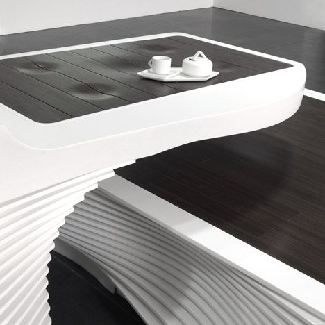 HI-MACS at 100%Design