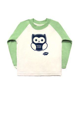 Owl Tee: 2-3 Years