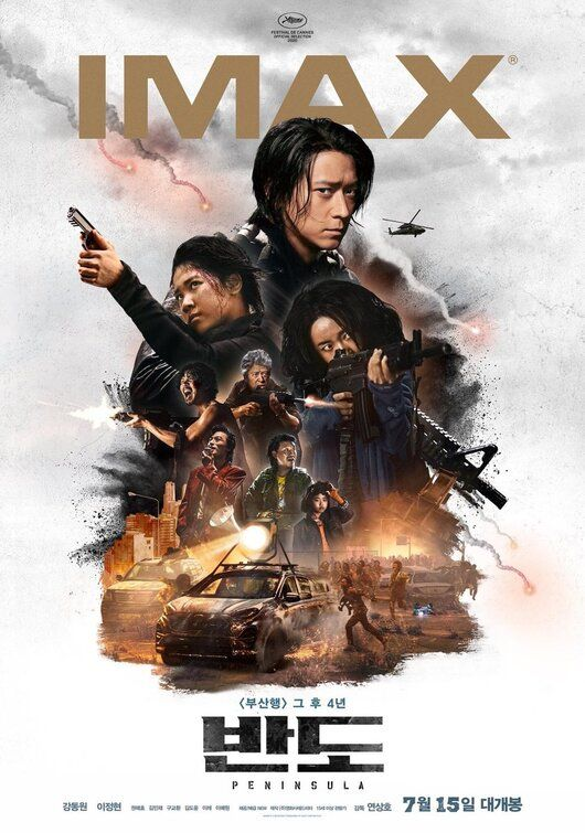 Click To View Extra Large Poster Image For Peninsula In 2020 Full Movies Full Movies Online Free Free Tv Shows