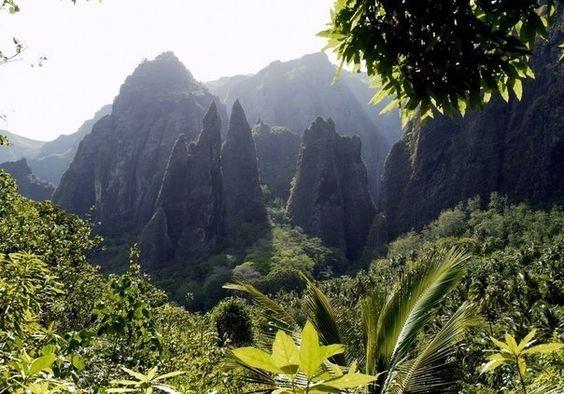 Загадочный остров Нуку-Хива - Путешествуем вместе