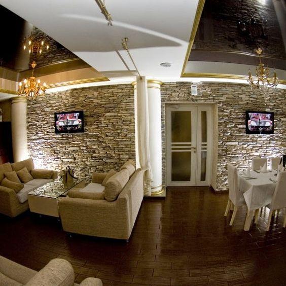 Decorazioni in pietra per interni taverna pinterest - Decorazioni per interni case ...