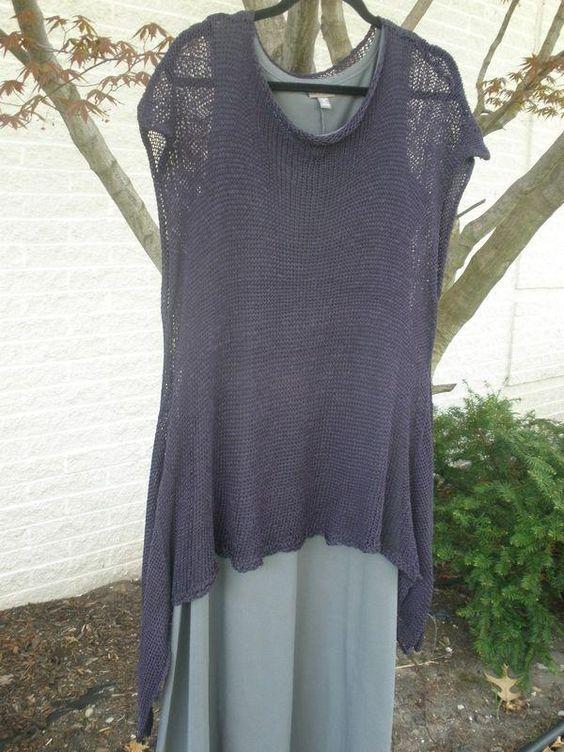 Knitting Summer Tunic : Summer tunics knitting and on pinterest