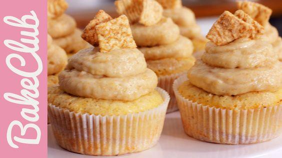Cini Minis Cupcakes | BakeMyDay
