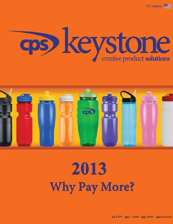 2013 Full Line Catalog from CPS/Keystone
