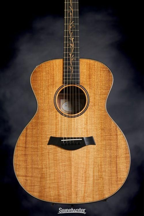 Taylor K24e Koa Series Acoustic-electric Guitar