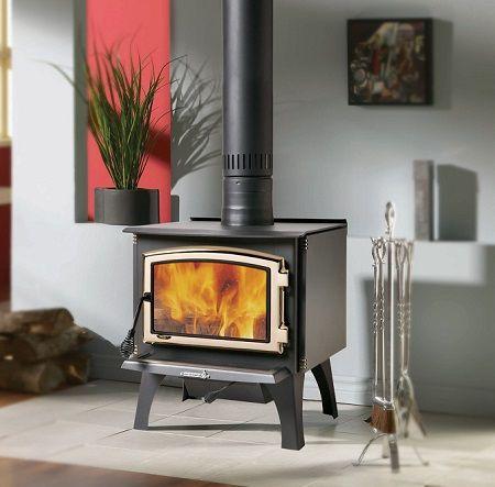 Beautiful Wood Burning Heating Stove by Enerzone -  http://www.unitedfireplaceandstove. - Beautiful Wood Burning Heating Stove By Enerzone - Http://www