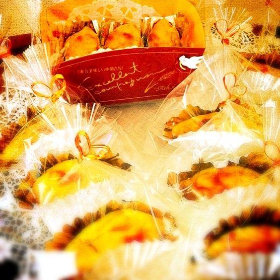 お友達にプレゼントの スイートポテト♡♡(◍•ᴗ•◍)♬ サツマイモ甘くて、美味しい♥♥ - 81件のもぐもぐ - vegetarian sweets スイートポテト♡ by あいちゃん
