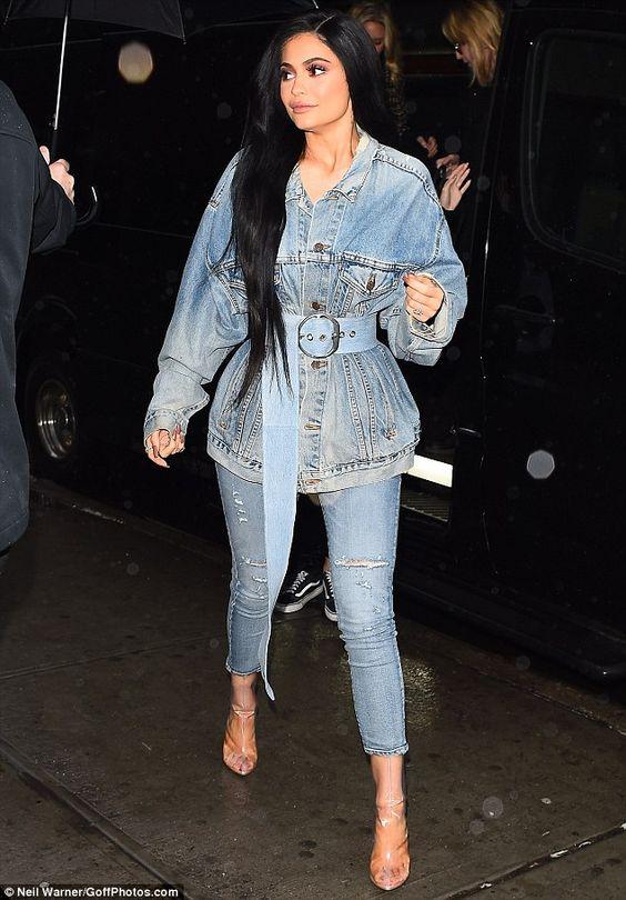 Celebrity Style Steal: Denim on Denim Trend