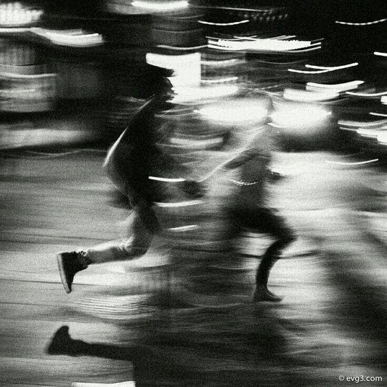A corrida da vida