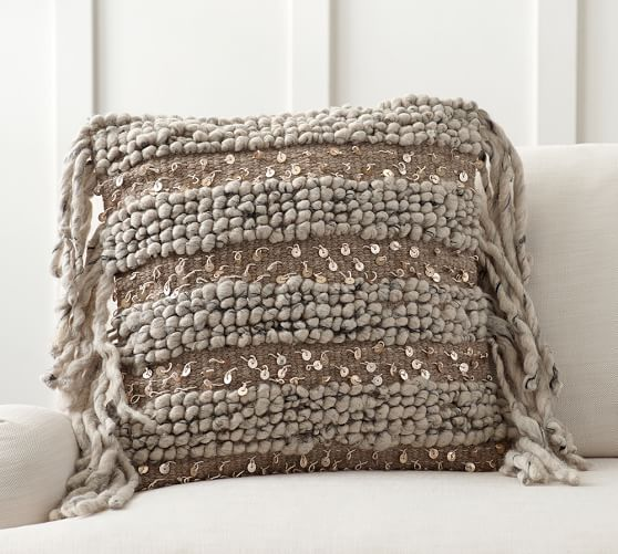 Nadia Moroccan Pillow Cover