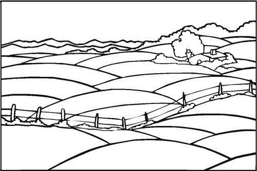 Dibujos De Paisajes Para Colorear E Imprimir Gratis Paisaje Para Colorear Paisajes Dibujos Dibujos Para Colorear Adultos