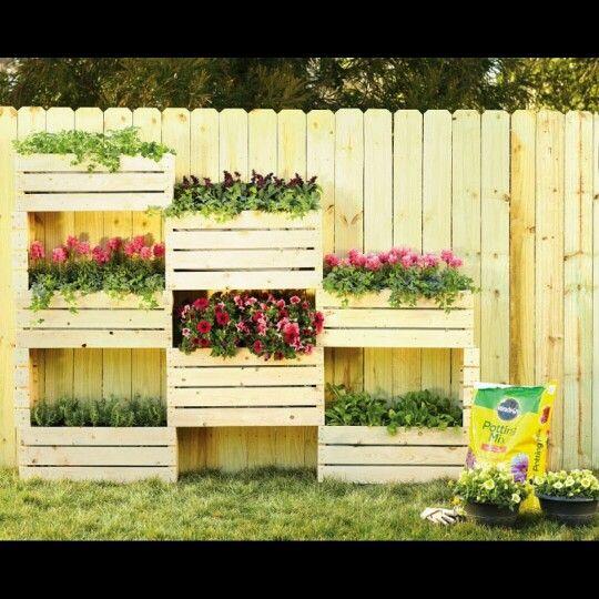 How to build a wall of flowers for your garden this spring. http://goodho.us/6265NfXL  ************************************************ #home #design #interiordesign #homedecor #homeimprovement #homedecorphysician #DrJess #JessicaHornedo #CustomDraperies #InteriorDecorator #HomeDesignTips #HomeBeautification #UnderBudgetDecoratingIdeas #Upholstery #WindowsTreatment #RichmondVa #Virginia #InteriorDecoratorRichmond #InteriorDesignerRichmond