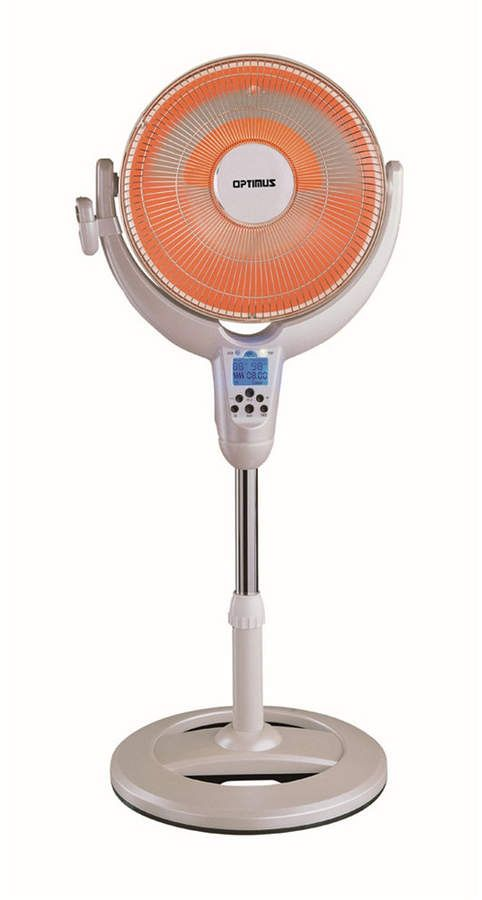 Optimus H 4500 14 Heater Fan Digital Timer Digital Thermostat