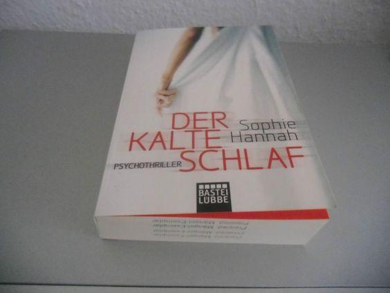 Sophie Hannah-Der kalte Schlaf (2014, Taschenbuch)