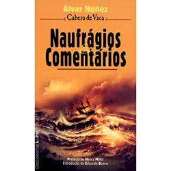 Blog do Professor Andrio: LIVRO: COMENTÁRIOS & NAUFRÁGIOS- CABEZA DE VACA