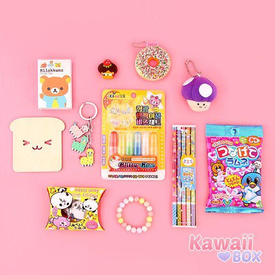 Blippo Com Kawaii Shop  E D A Kawaii Box Co  E D A Whats