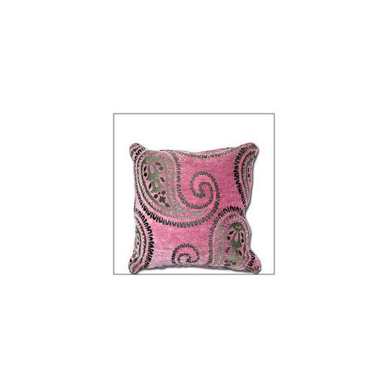 Moroccan pillows, Moroccan throw pillow, Moroccan salon pillows. ($29) ❤ liked on Polyvore