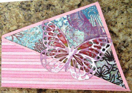 Flip-fold butterfly