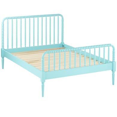 Azure Jenny Lind Bed @ Land of Nod
