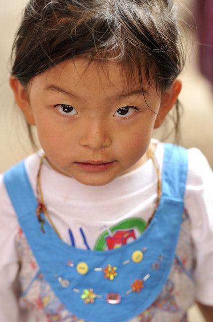 Bhutan Child