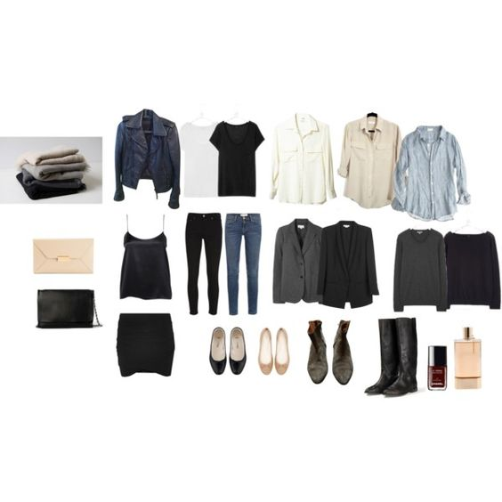 The ultimate basic wardrobe by trenchcoatandcoffee on Polyvore featuring CP Shades, Balenciaga, Helmut Lang, Acne Studios, Frame Denim, Golden Goose, Isabel Marant, A.P.C., Zara and STELLA McCARTNEY