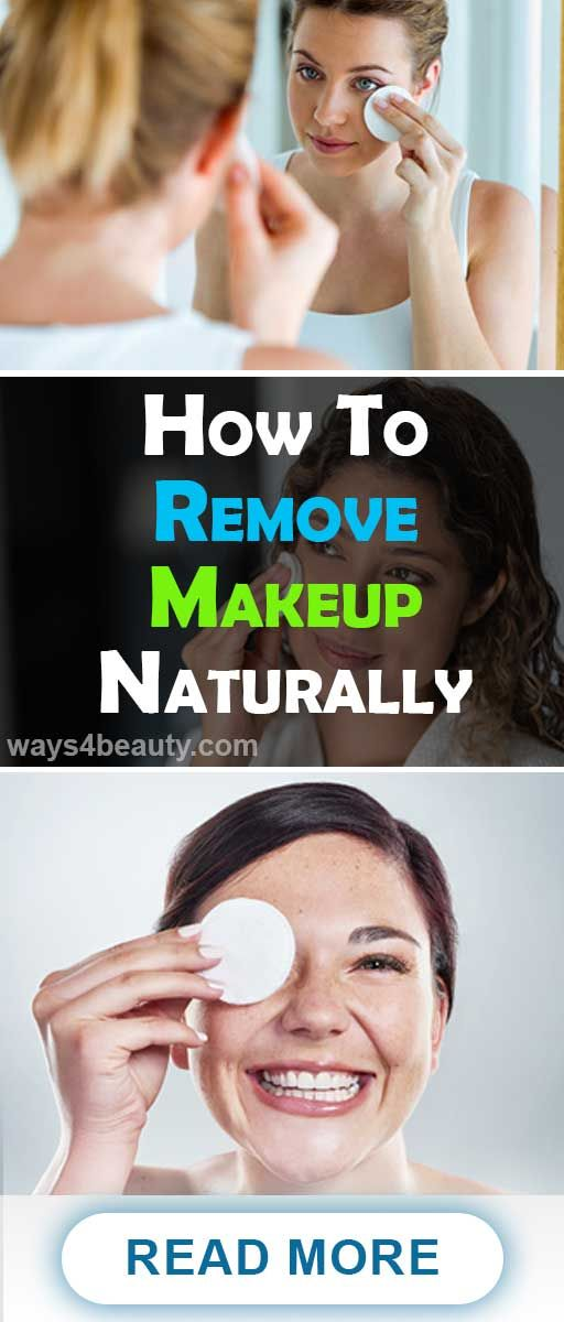 How To Remove Makeup Naturally Clean Clear And Healthy Skin In 2020 Natural Makeup Remover Makeup Remover Makeup
