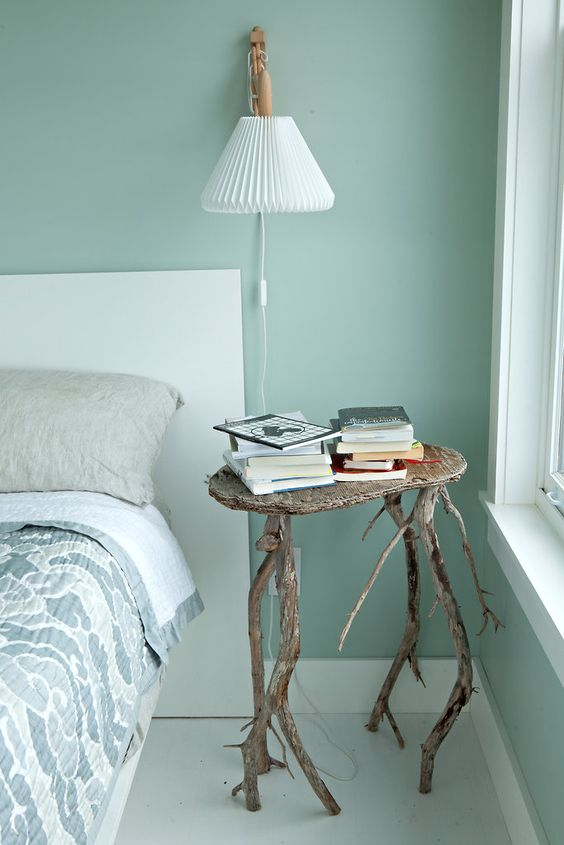 branch in bedroom