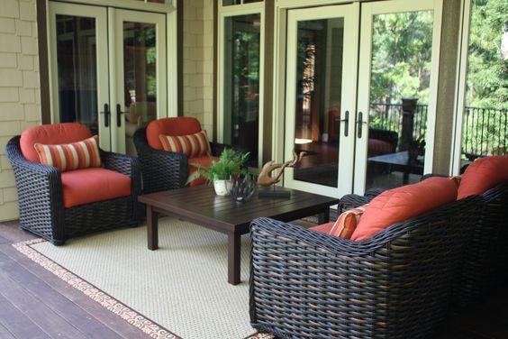 Interior Design • Lake Keowee, SC • The Cliffs at Keowee Vinyards • Interior Cues, LLC