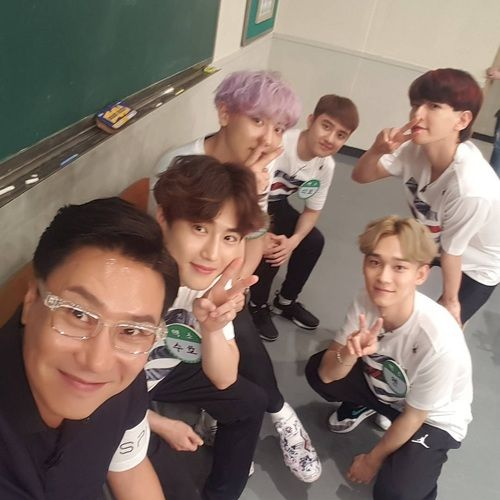 Exo knowing brother | EXO in 2019 | Suho exo, Exo, Chanyeol