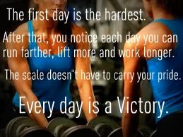 Every day is a VICTORY!