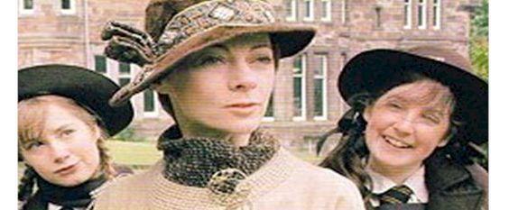 We love Geraldine McEwan in The Prime Of Miss Jean Brodie - DVD available soon!
