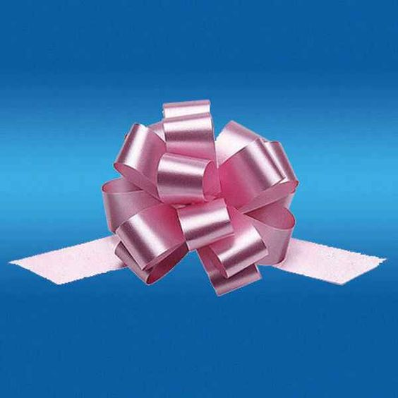 """Light Pink Perfect Bow   8"""""""""""