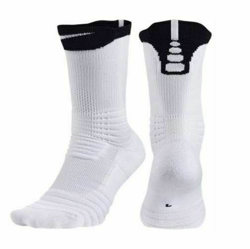 saltar Segundo grado Artefacto  Nike Elite Versatility Crew Basketball Socks Mens L 8-12 White Black  SX5369-100 #Nike #AthleticS… in 2020 | Nike basketball socks, Basketball  socks, Basketball shorts girls