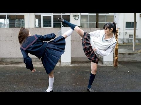 Karate Girl 12 Minute Condensed Version Youtube Martial Arts Girl Karate Girl Martial Arts Women
