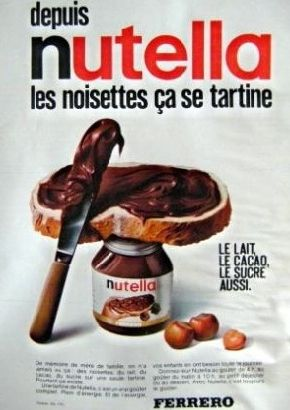 Fear not, France has nutella too