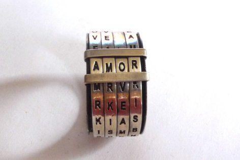 love ring from  : metalnat : by natalia gomensoro