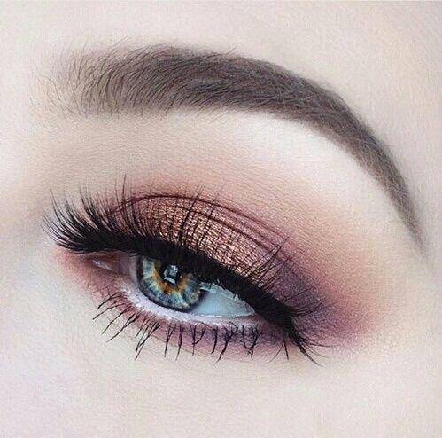 Imagen de makeup and eyes