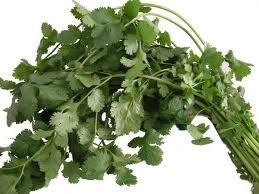 Cilantro: Herb Assists in Heavy Metal Detoxification   http://www.naturalnews.com/027942_cilantro_heavy_metals.html