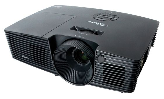 Optoma S316 Full 3D SVGA 3200 Lumen DLP Projector with Superior Lamp Life and HDMI-  will probably go with this one