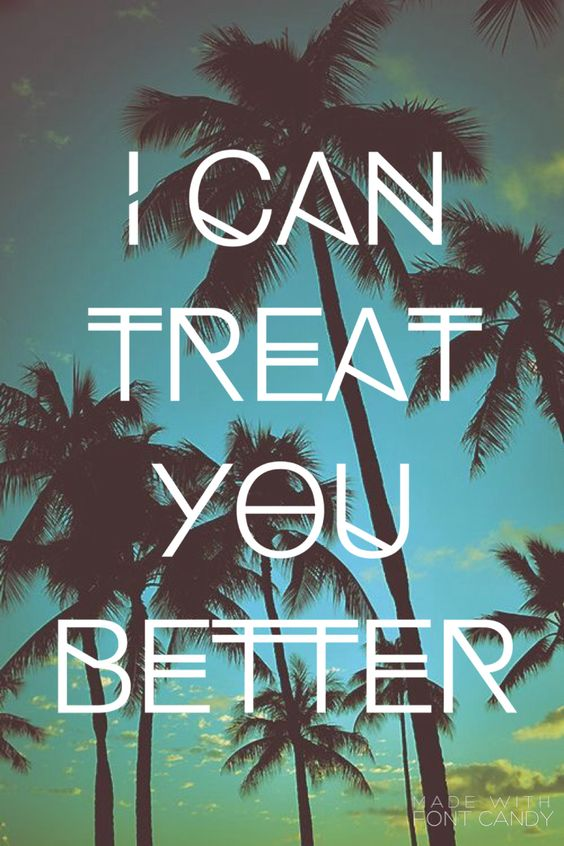 Treat You Better // Shawn Mendes // @ShawnLove13