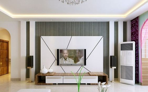 Simple and elegant dining room display units ave designs for Elegant wall units