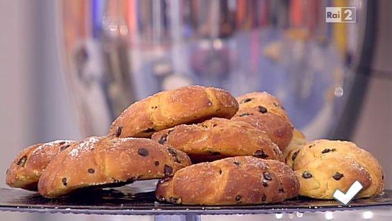 Detto fatto ricette dolci pan di spugna