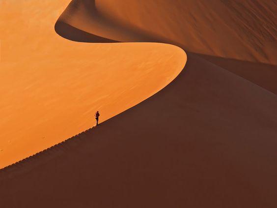 Die Macht der riesigen Wüste