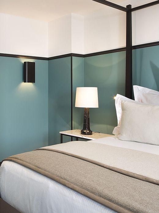 Pour leur premier hôtel parisien, le duo Gilles & Boissier livre un havre de chic niché tout près de l'Opéra Garnier.
