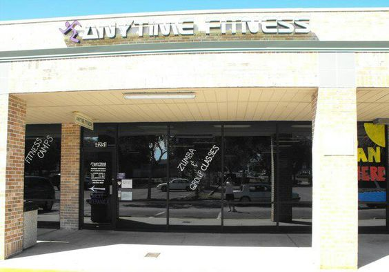 ANYTIME FITNESS SPRING HILL FLORIDA