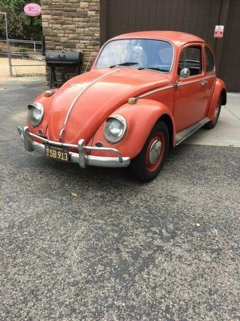 1966 Volkswagen Beetle Classic 1966 Vw Beetle Rare Sunroof Vw Beetles Vw Beetle Classic Volkswagen Beetle