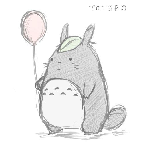 totoro kawaii - Buscar con Google