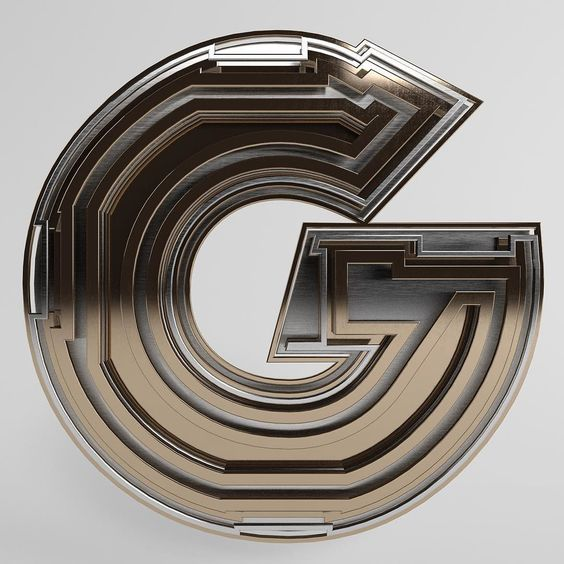 G for @36daysoftype #36daysoftype #36days_G #3D #cgi #typography #illustration #c4d #cinema4d #maxon #vray #typegang #thedesigntip #goodtype #strengthinletters #handmadefont #typostrate #thedailytype #dvyze #thefinelab #typism #handmadefont #typeworship #showusyourtype #artoftype #typetopia #50words #typographyinspired by creamdesign